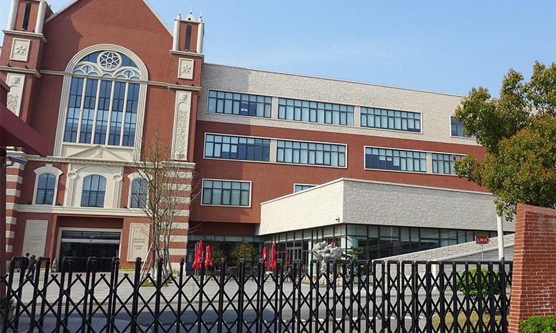 苏州德威英国国际学校地源热泵中央空调及中央热水系统工程案例