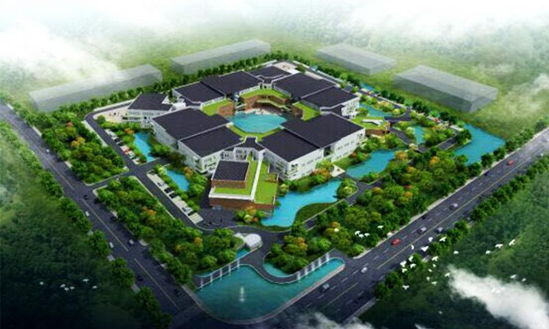 江苏仅一包装技术有限公司一号园地源热泵工程