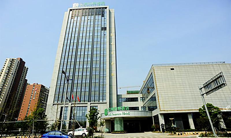 苏州江南四季大酒店地源热泵工程