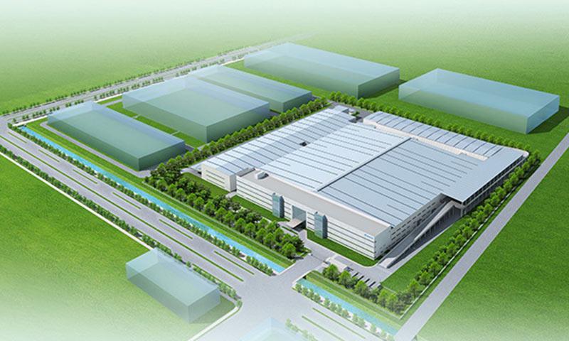 大金空调(苏州)有限公司新厂房地源热泵工程