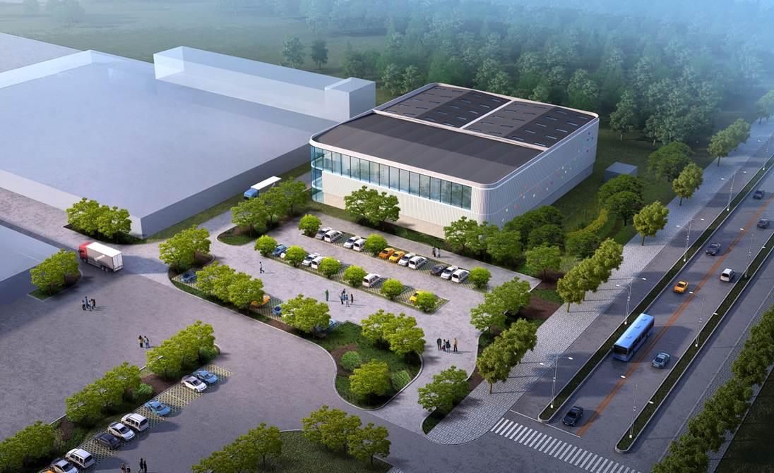 乔治费歇尔金属成型科技(苏州)有限公司扩建模具产品生产项目地源热泵空调系统工程